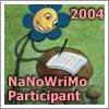 Official NaNoWriMo 2004 Participant